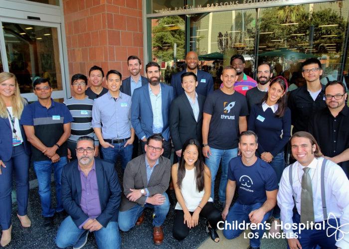 CHLA Hosts the Inaugural Digital Health Lab Demo Day
